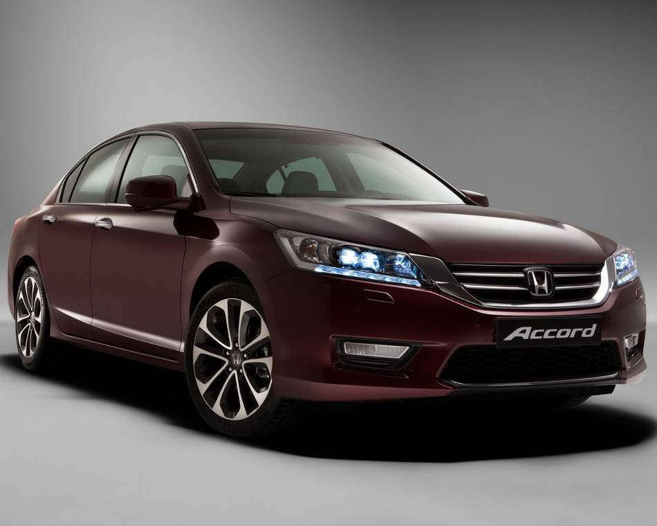 Ещё фото Honda Accord 9 поколения
