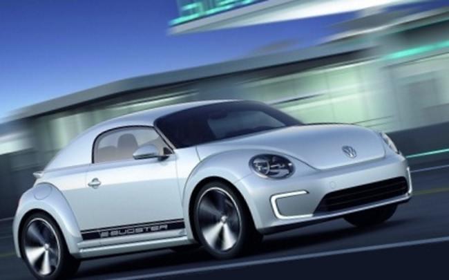 Фото Volkswagen E-Bugster