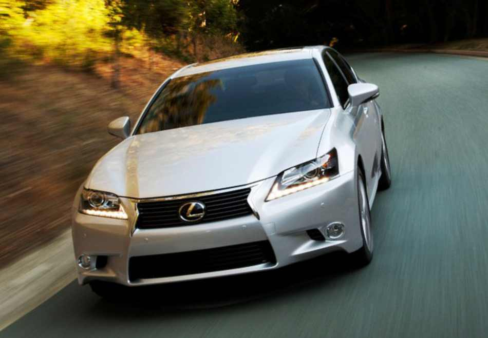 Фото Lexus GS 350 2012