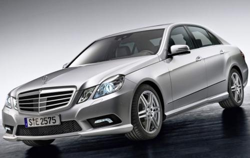 Mercedes для Полиции