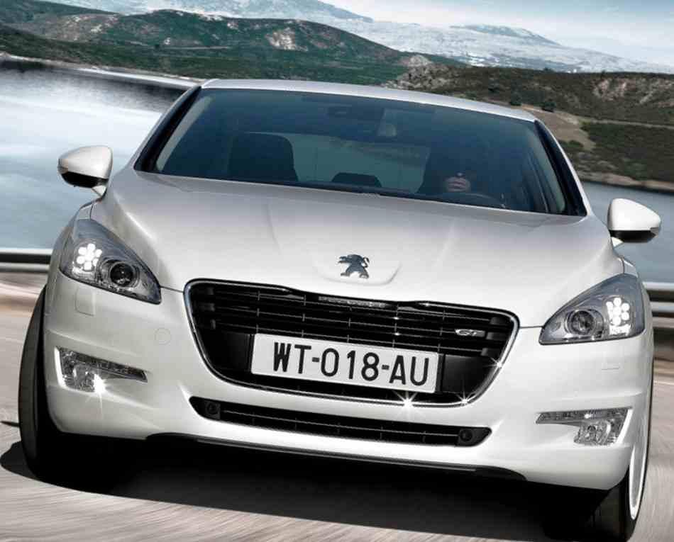 Новый Peugeot 508 - фото
