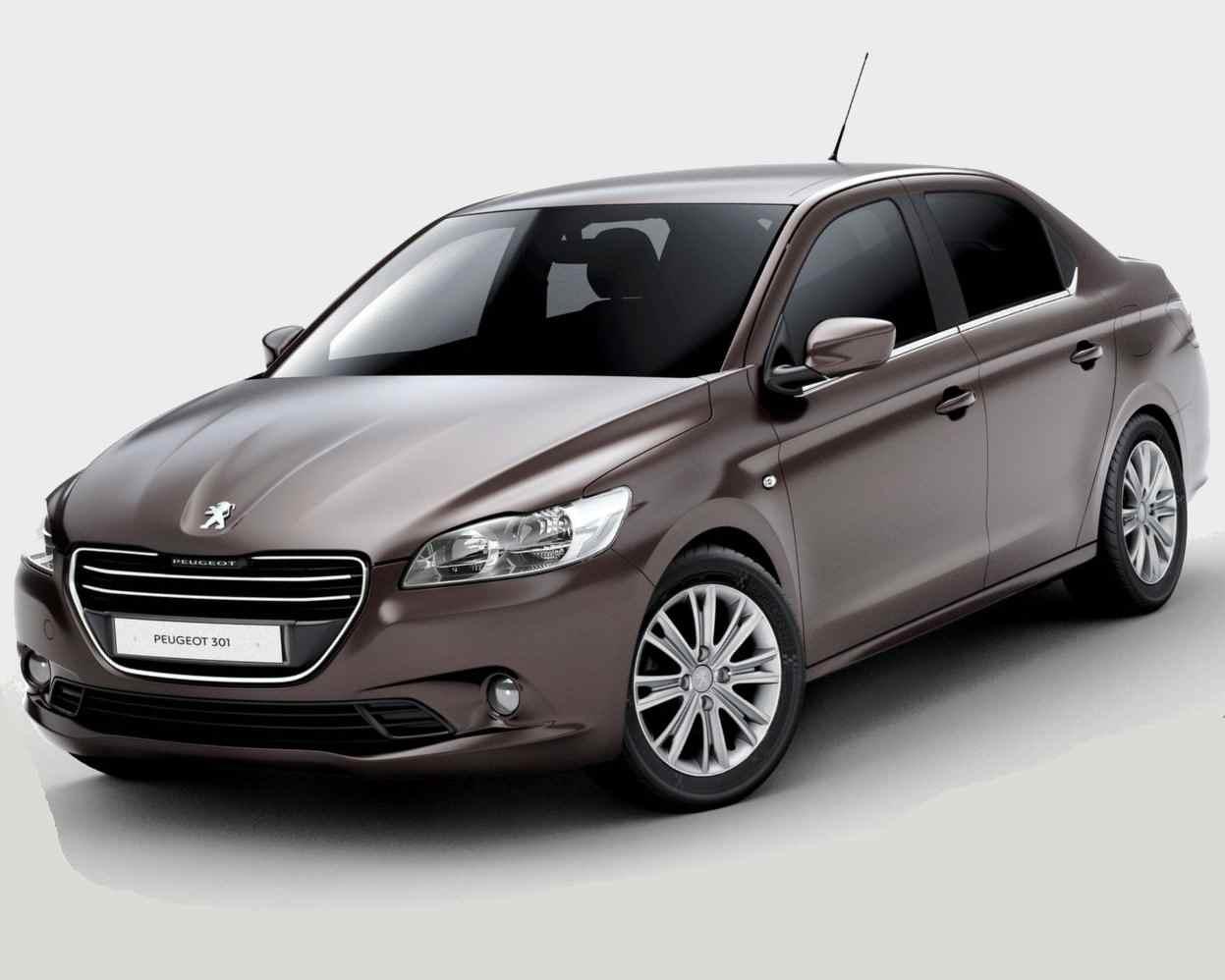 Peugeot 301 2013 фото