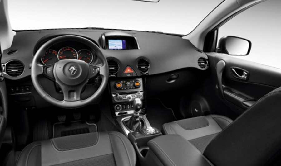 Салон Renault Koleos Bose Edition