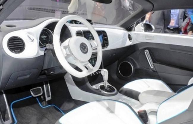 Салон Volkswagen E-Bugster