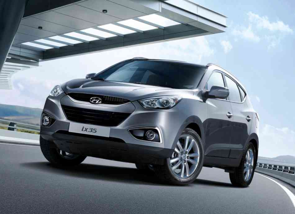 Новый Hyundai ix35 2012 в России