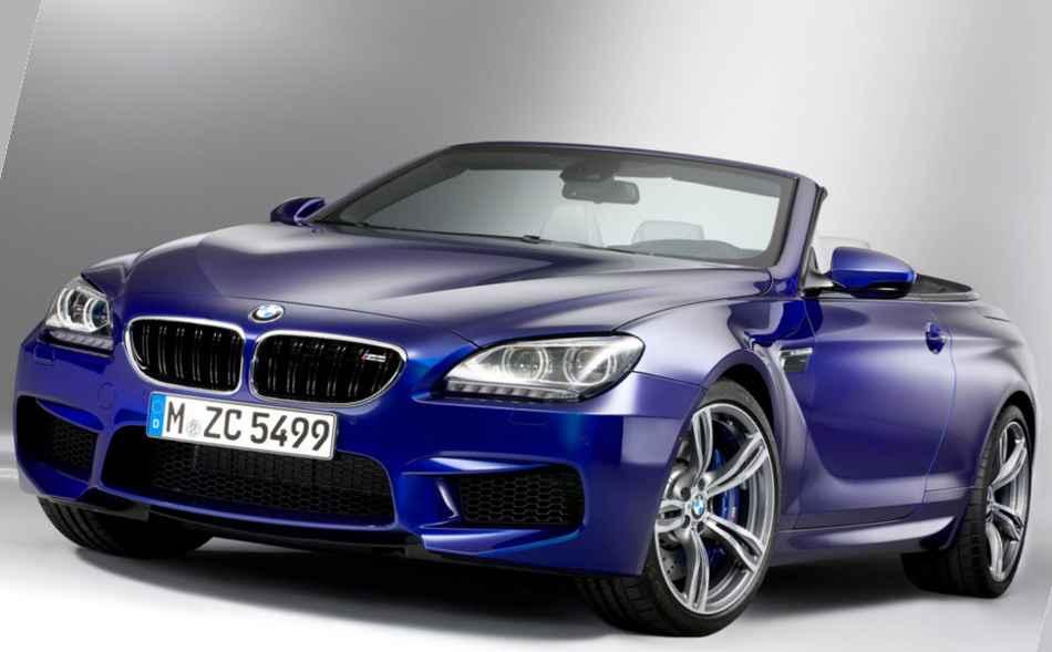 Новый BMW M6 2012 Кабриолет