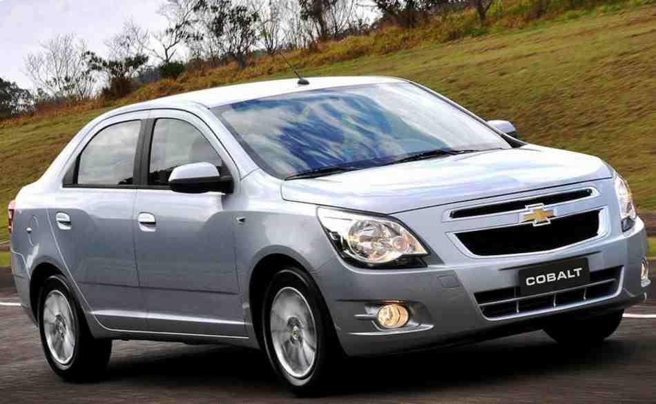 Новый Chevrolet Cobalt 2012 в России