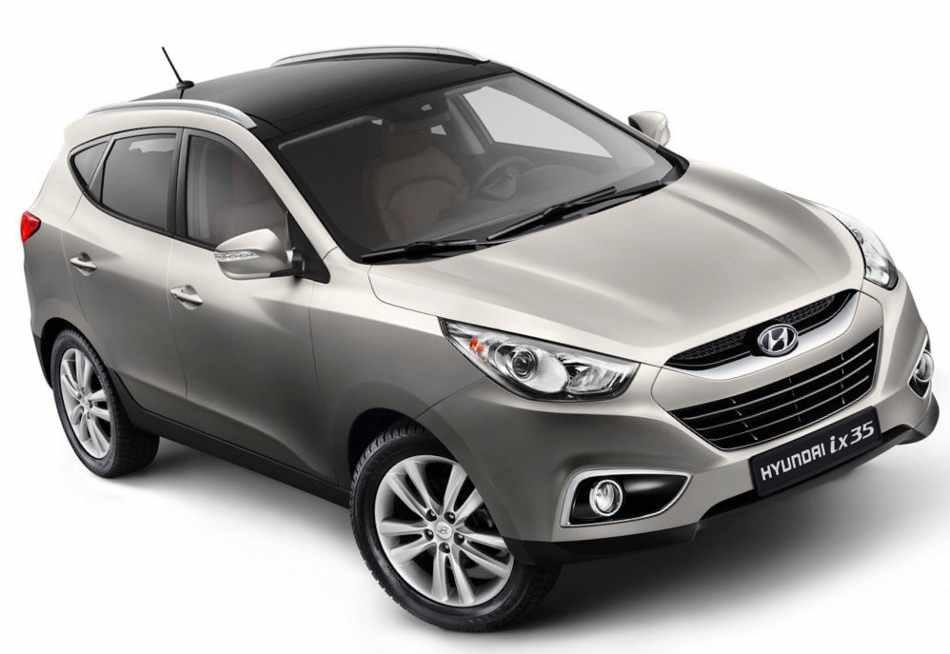 Новый Hyundai ix35 2012 фото