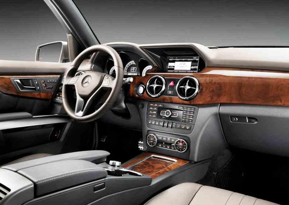 2013 Mercedes-Benz GLK-Class - Interior