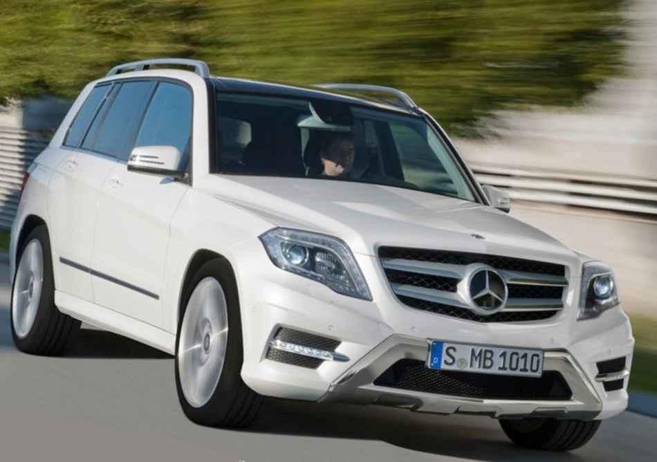 Новый Mercedes GLK 2013