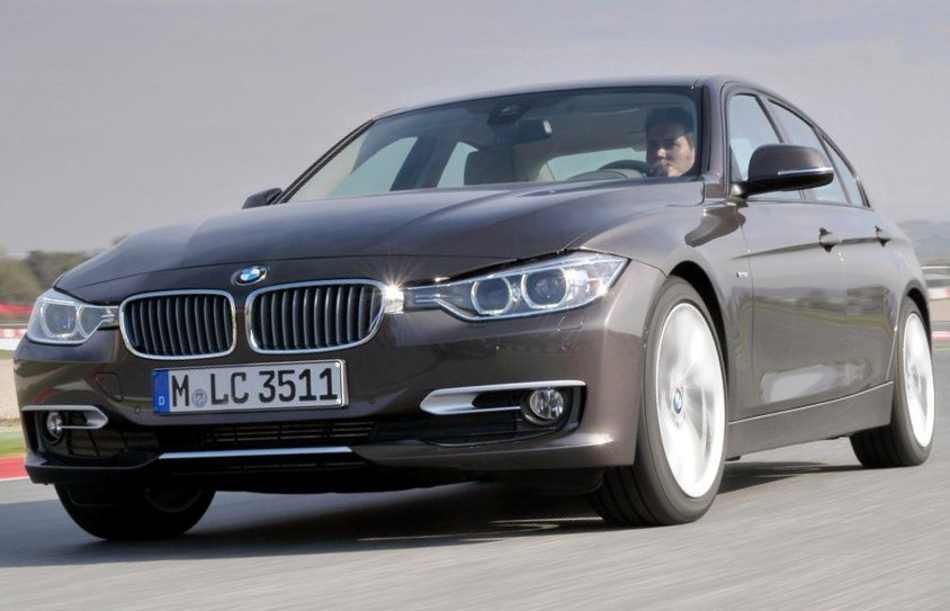 Фото BMW 3-Series 2012