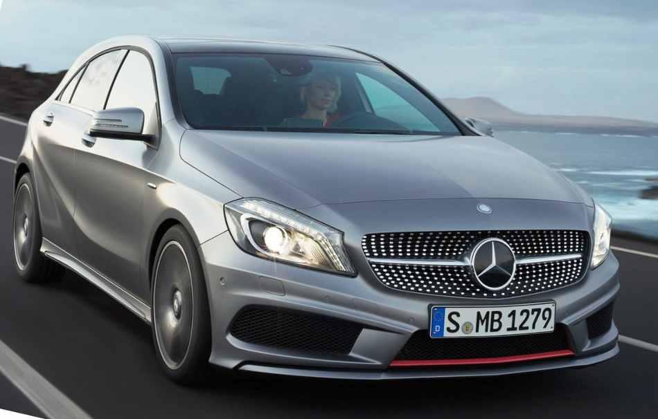 Новый Mercedes A-Class 2013