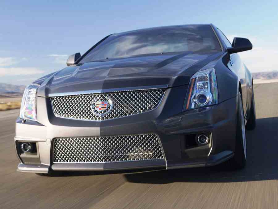 Тест-драйв нового Cadillac CTS 4