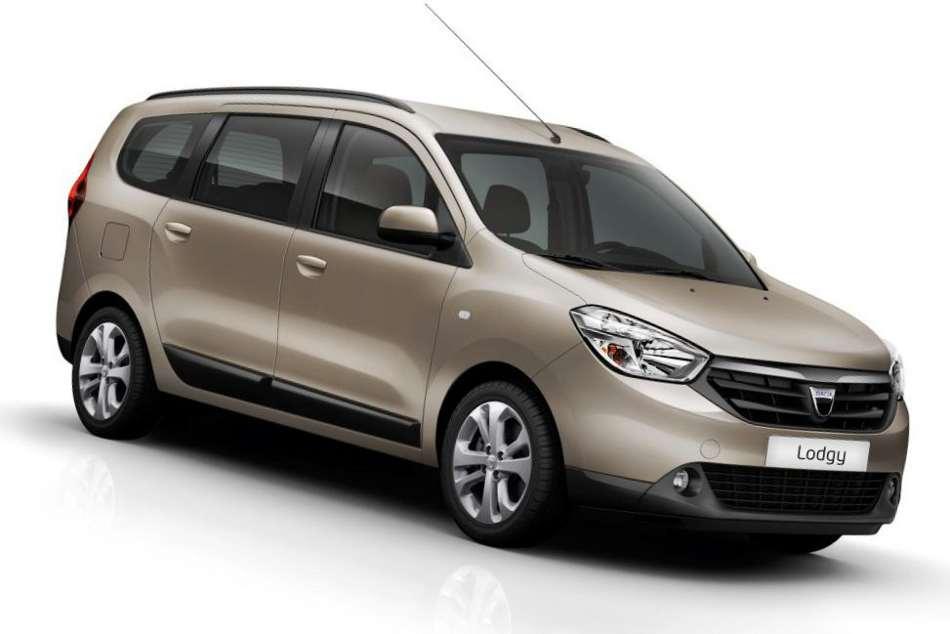 минивэн Dacia Lodgy