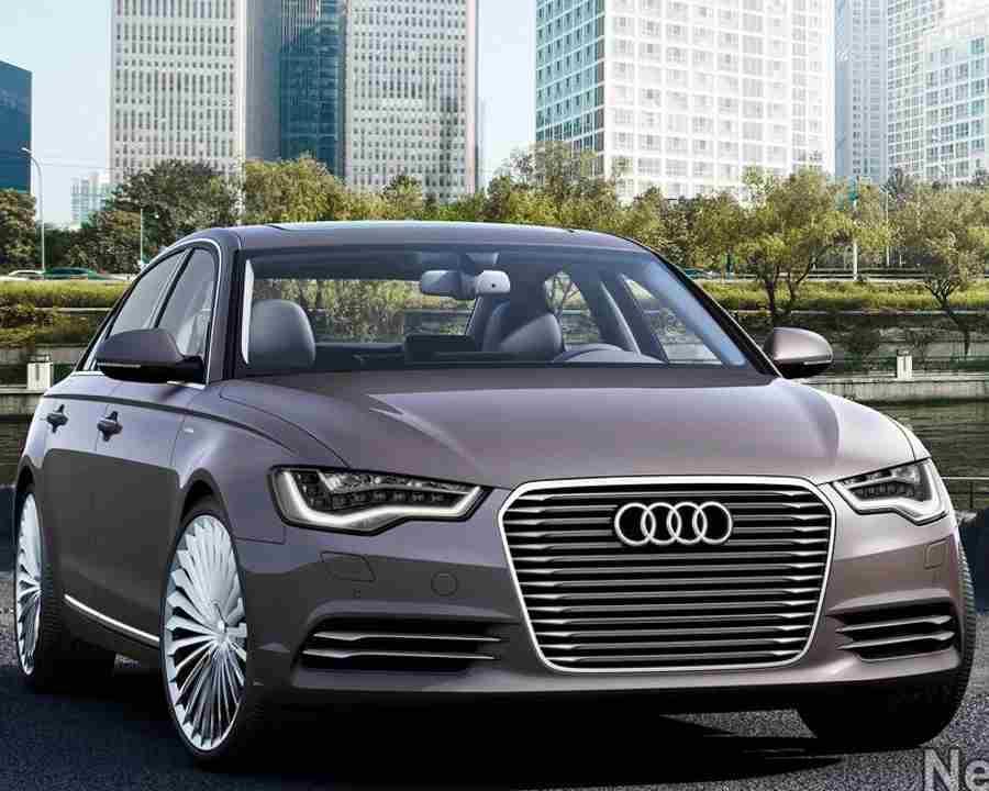 Audi A6 L e-tron 2012 фото
