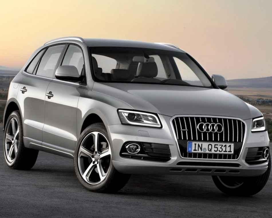 Audi Q5 2013 фото