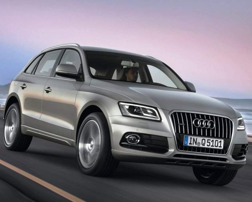 Видео о Audi Q5 2013