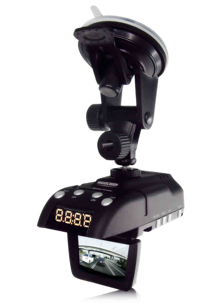 Авто видеорегистратор с GPS-приемником