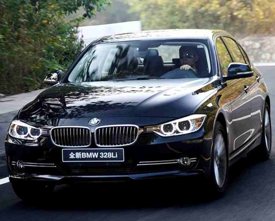 BMW 3-Series Long Wheelbase 2013 фото