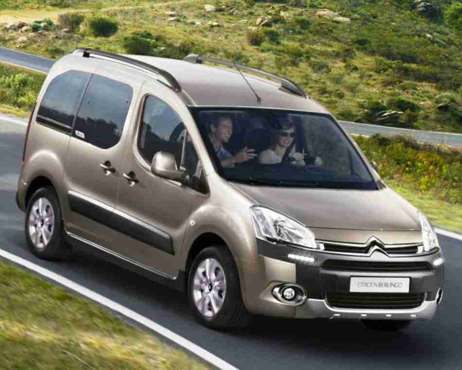 Citroen Berlingo Multispace 2012