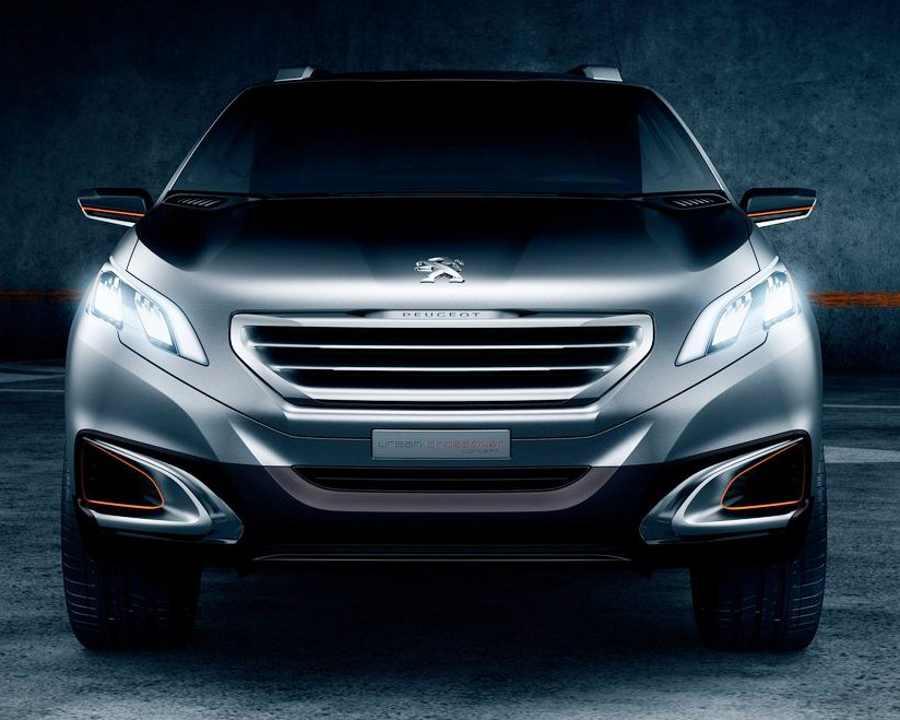 Ещё фото Peugeot Urban Crossover