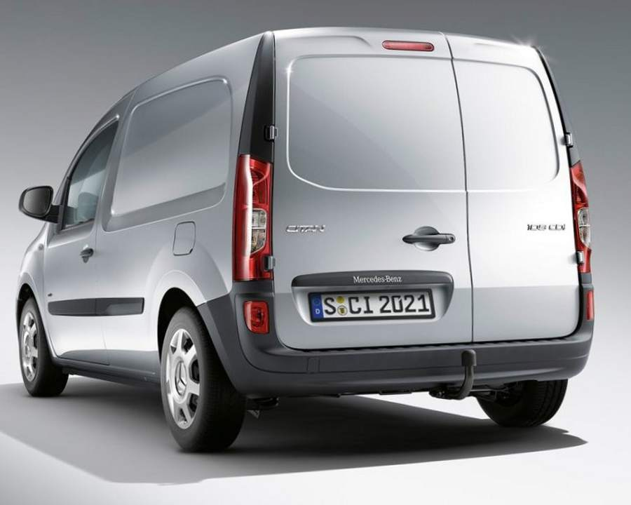 Фото Mercedes-Benz Citan 2013
