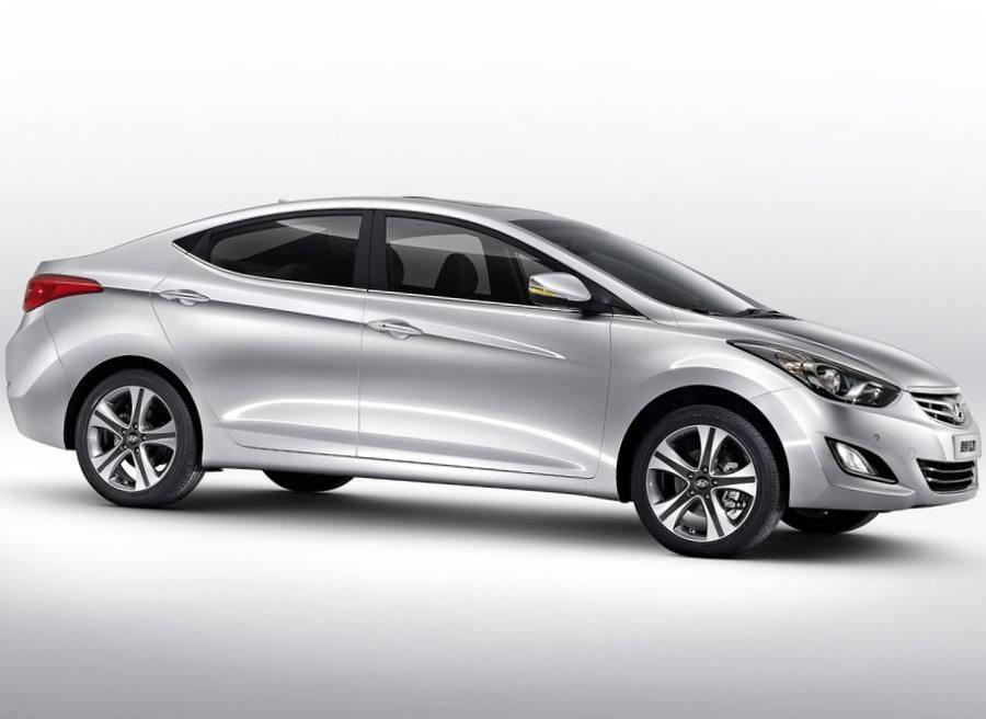 Фото сбоку Hyundai Langdong 2013