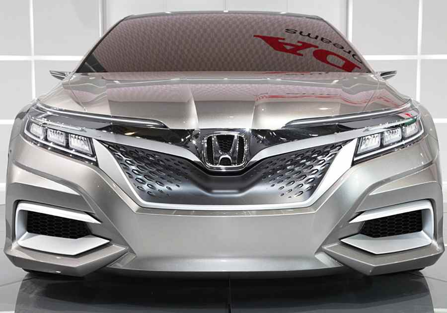 Honda C Concept 2012 фото