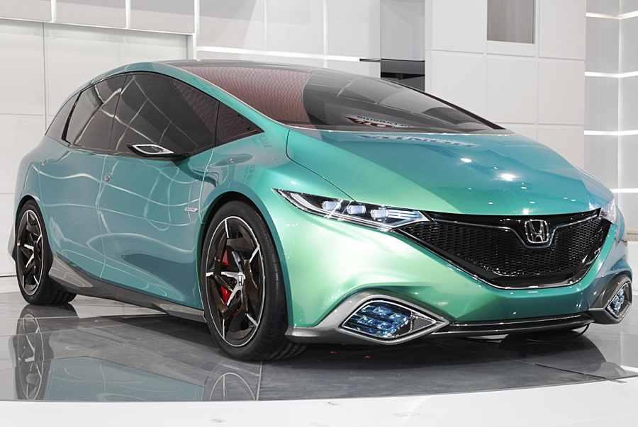 Honda S Concept 2012 фото