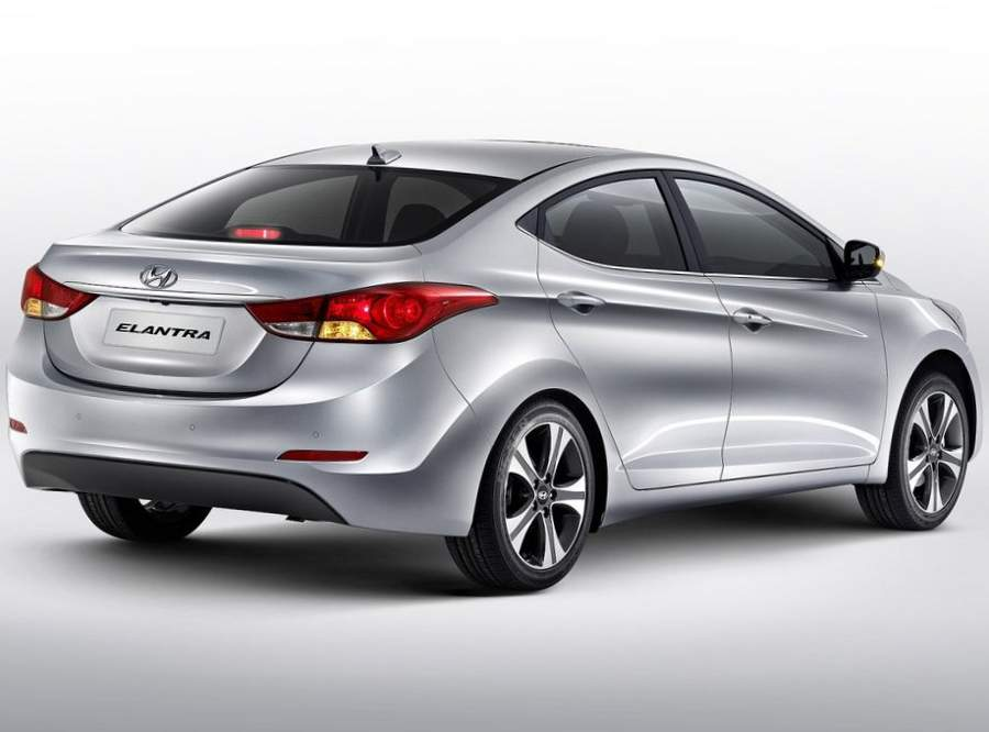 Hyundai Elantra (Langdong)