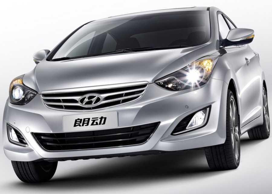 Hyundai Langdong 2013