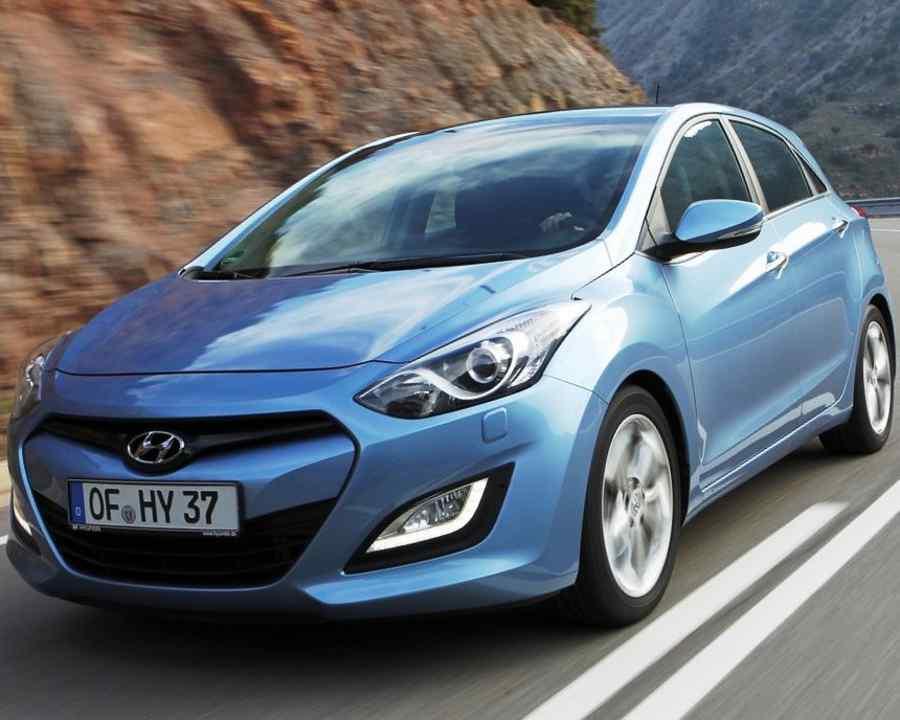 Hyundai i30 2012 фото