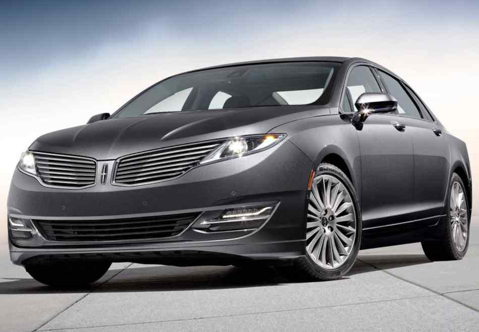Lincoln MKZ 2013