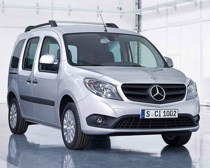 Mercedes Citan 2013 фото