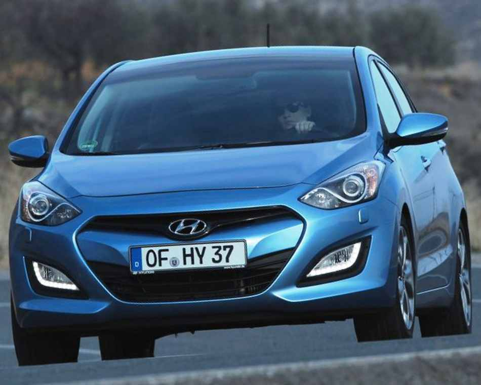 Тест-драйв Hyundai i30 2012 (видео)