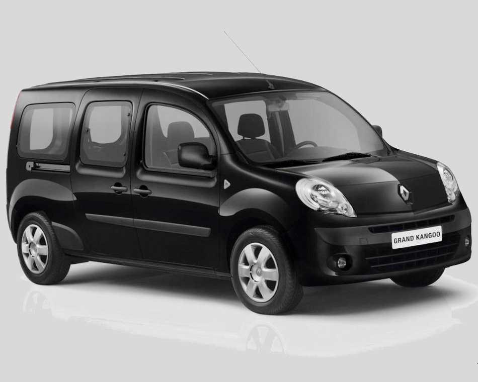 Renault Grand Kangoo 2012