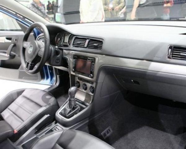 Салон Volkswagen Lavida 2013