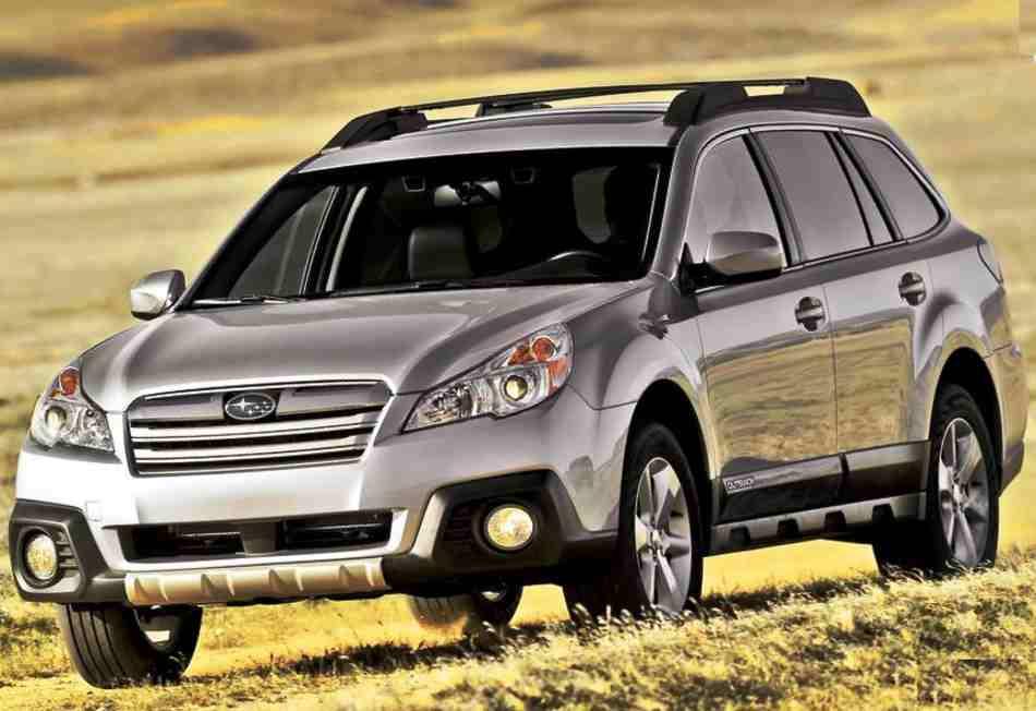 Subaru Outback 2013 фото