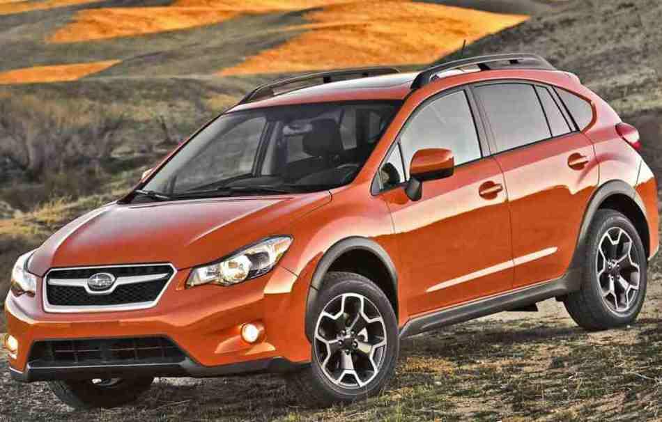 Subaru XV Crosstrek 2013 фото