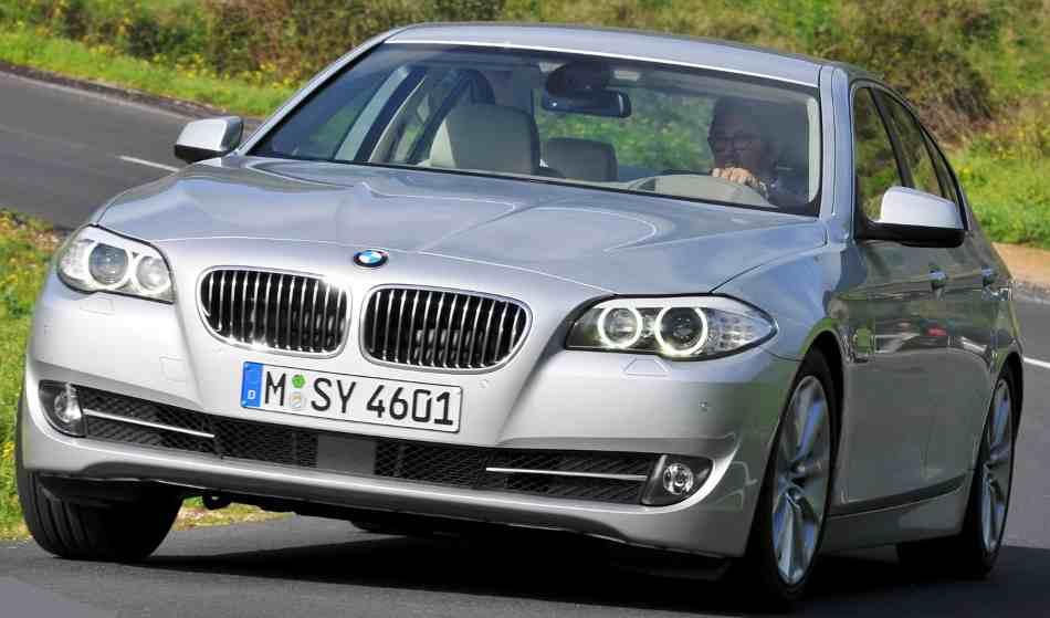 Тест-драйв BMW 528i 2012