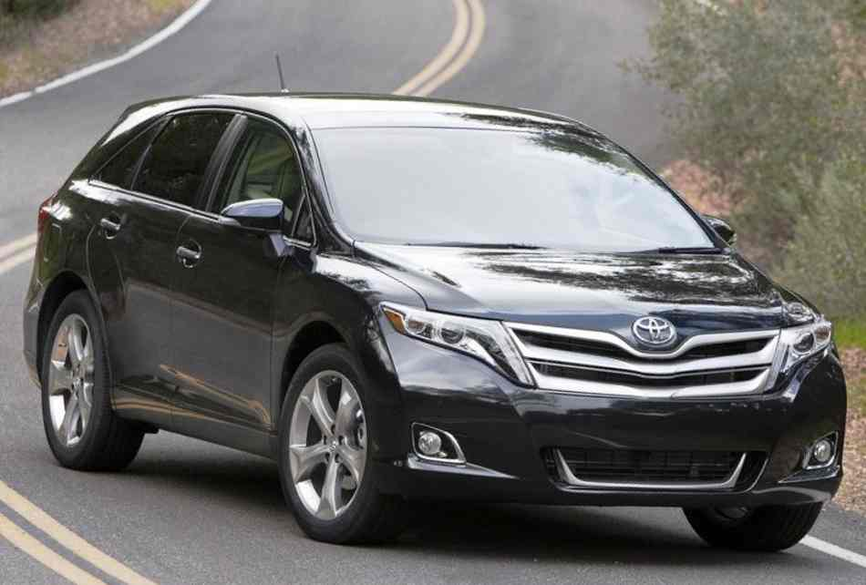 toyota canada 2014 venza release autos weblog. Black Bedroom Furniture Sets. Home Design Ideas
