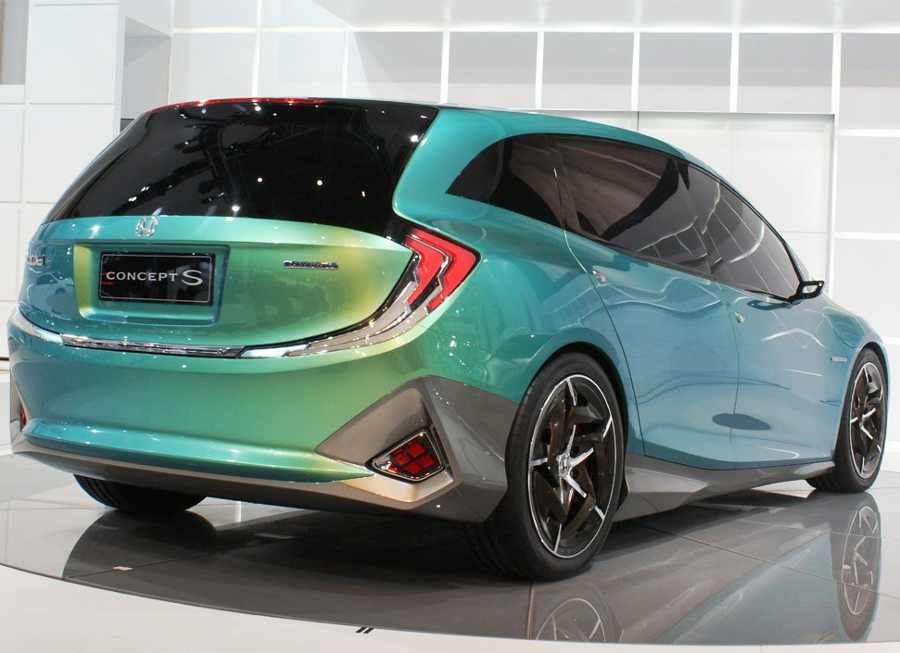Задние фонари Honda S Concept 2012