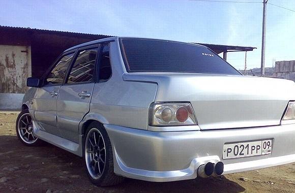 Авто тюнинг ВАЗ 2115 фото