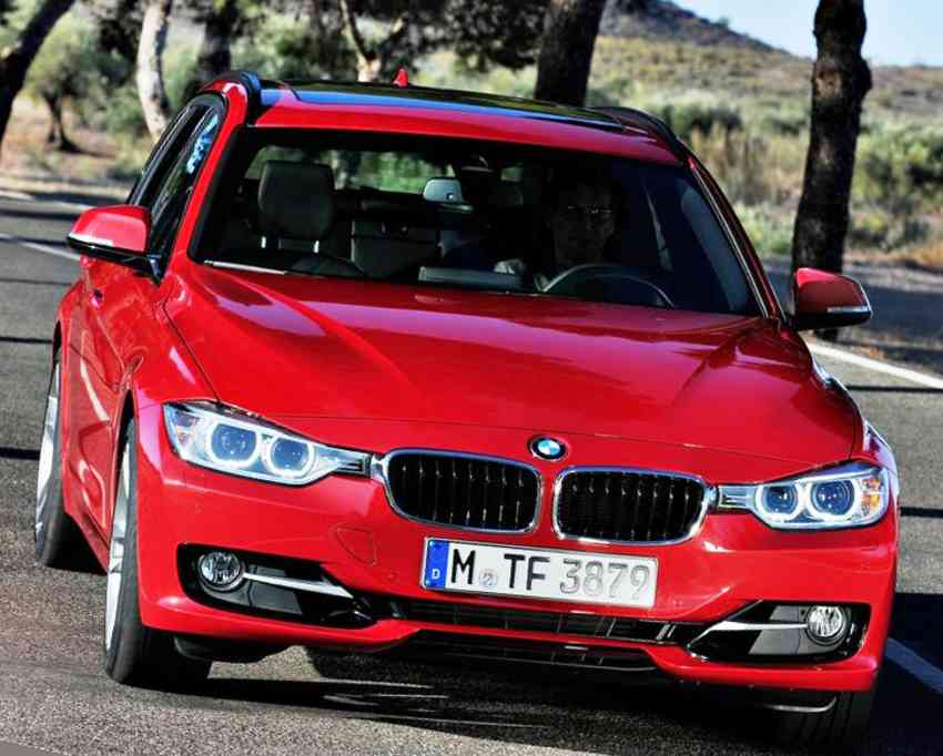 BMW 3-Series Touring 2013 фото