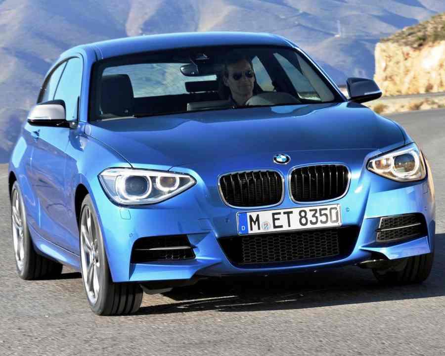 BMW M135i 2013 фото