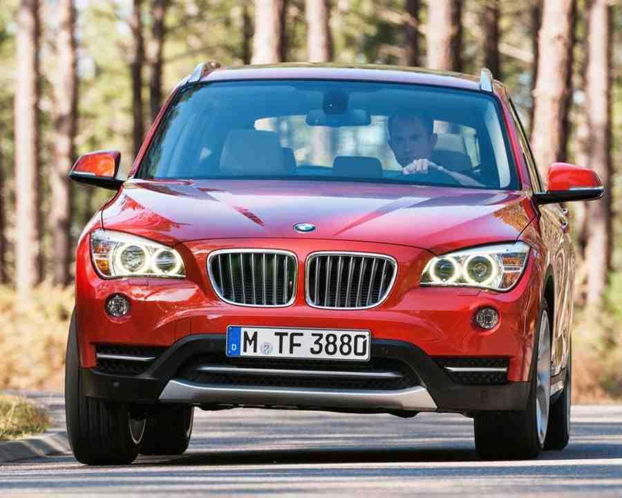 BMW X1 2013 фото