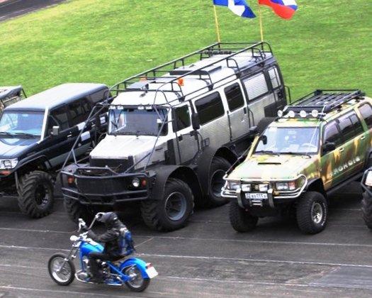 Байкал Мотор Шоу 2012 видео