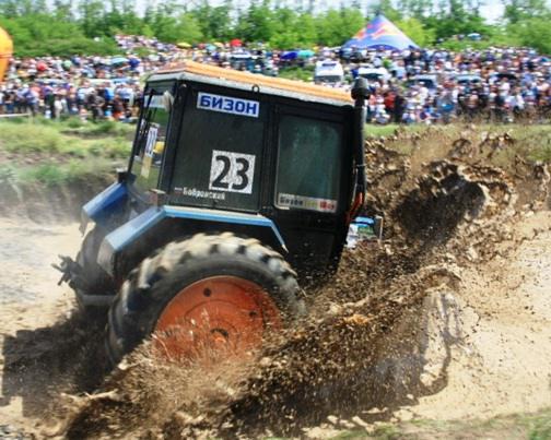 Бизон-Трек-Шоу 2012 фото