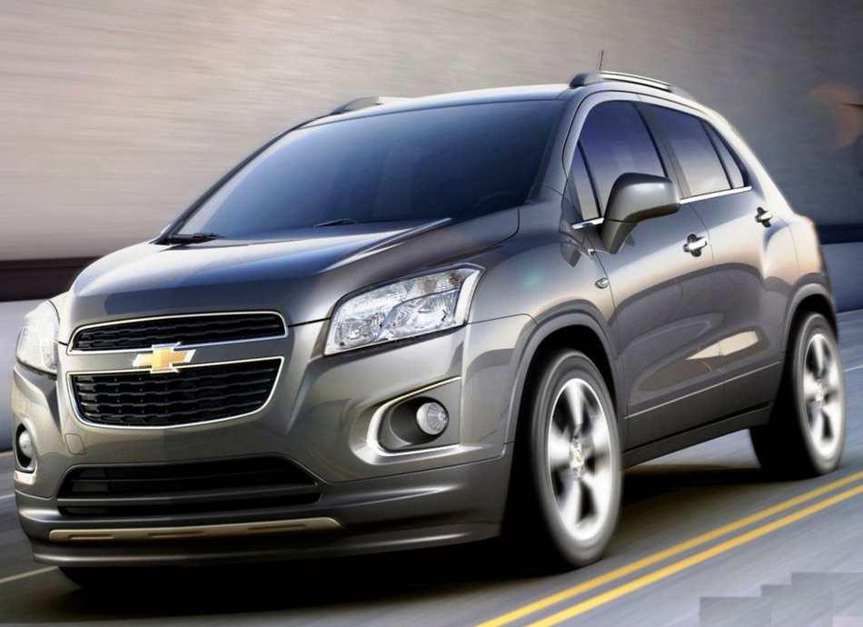 Chevrolet Trax 2014 фото