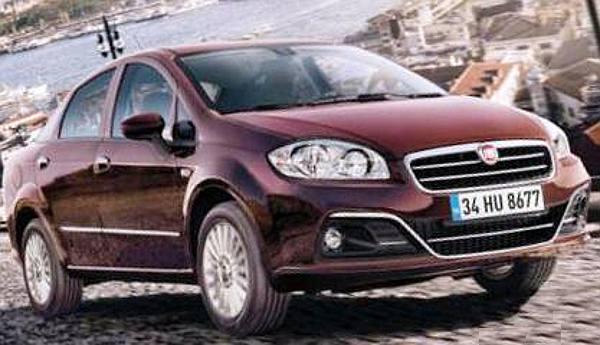 Fiat Linea 2013 фото